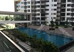 Location vacances Seri Kembangan - Montbleu Suites @ Equine Park-1