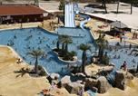 Camping avec Parc aquatique / toboggans Grayan-et-l'Hôpital - Chm de Montalivet-1