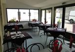 Hôtel Sceaux-sur-Huisne - Auberge de la Cloche-3