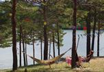 Camping avec Piscine couverte / chauffée Régusse - Camping La Farigoulette-2