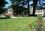 Hôtel Villeneuve-de-Rivière - Hostellerie des Cèdres