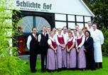 Location vacances Bielefeld - Schlichte Hof Gmbh-1