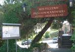 Hôtel Joucas - Hostellerie des Commandeurs-1