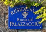 Hôtel Impruneta - Residence Rocca del Palazzaccio-4