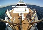 Location vacances Praia a Mare - B&B Yacht - Porto di Maratea-1