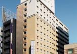 Hôtel Kagoshima - Toyoko Inn Kagoshima Temmonkan No2-2