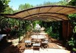 Location vacances Gonfaron - –Chalet Hameau de la tuiliere des angesapartment Grand Gite-3