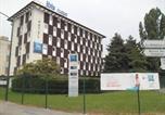 Hôtel Sciez - Ibis budget Thonon Les Bains-1