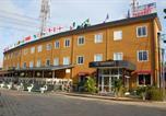 Hôtel Allada - Hotel le Paquebot Cotonou-4