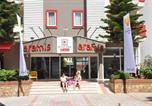Hôtel Saray - Smartline Sunpark Aramis Hotel-4