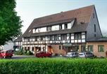 Hôtel Bad Gandersheim - Gasthaus Dernedde-1