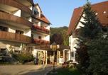 Hôtel Pommelsbrunn - Landidyll Hotel Zum Alten Schloss
