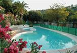 Camping avec Accès direct plage Antibes - Homair - Camping Green Park-4