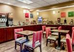 Hôtel West Bend - Comfort Inn and Suites - Grafton-1