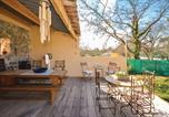 Location vacances Saint-Paul-en-Forêt - Three-Bedroom Holiday Home in Fayence-2