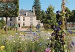 Camping Château de Chambord - Camping Le Château des Marais-1