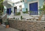 Location vacances Pythagoreio - Studios Iris-2