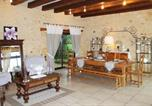 Location vacances La Cassagne - Holiday Home La Borie-2