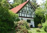 Location vacances Gilserberg - Holiday home Erika 2-1