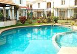 Location vacances Bangalore - Yourstay Gulmohar-1
