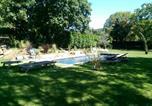 Location vacances Cajarc - Terrasse et Jardin a Cajarc-1