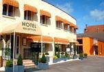 Hôtel Saint-André-les-Vergers - Motel Savinien-1