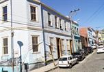 Location vacances Valparaíso - Hostal de La Esquina-2