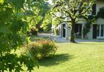 Hôtel Merlas - Chambres d'hôtes La Buissounette-1