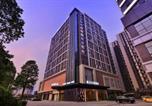 Hôtel Canton - Orange Crystal Hotel Baiyun Airport Branch-3