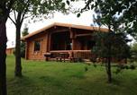 Location vacances Longhorsley - Northumbrian Log cabins-2