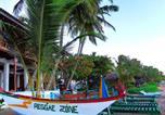 Villages vacances Tangalla - Reggae Zone Beach Resort-2