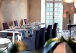 Hôtel Sainte-Gemmes-d'Andigné - Logis Hotel Le Prieure Des Gourmands-2