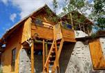 Location vacances Calitzdorp - Amber Lagoon Backpackers Lodge-1