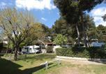 Camping avec WIFI Cannes - Parc des Maurettes-3