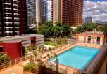 Hôtel Brasilia - Moderno e Aconchegante Flat-3