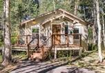 Location vacances Homewood - Homewood Cabin Among the Pines-1