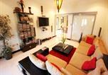 Location vacances Dubaï - Zenith Palm Jumeirah villa Frond E-2