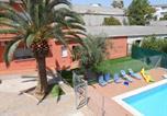 Location vacances Aljucén - Apartamentos Turísticos Domus Aquae-4