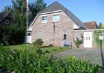 Location vacances Behnkendorf - Apartment Stralsund 1-1