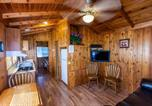 Villages vacances Canton - Lake Tawakoni Camping Resort Cabin 3-3