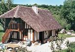 Location vacances Sainte-Marguerite-de-Viette - Holiday home St. Foy de Montgommery 23-1
