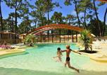 Camping avec Accès direct plage Saint-Palais-sur-Mer - Capfun - Domaine Le Zephir-2