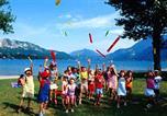 Camping Lac d'Annecy - Campéole La Nublière-2
