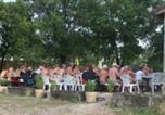 Camping  Naturiste Puycelsi - Domaine de Lalbrade-4