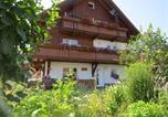 Location vacances Todtmoos - Ferienwohnung Lavendel-1