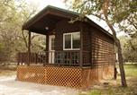 Villages vacances Carlsbad - Pio Pico Camping Resort Two-Bedroom Cabin 12-1