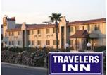 Hôtel Bullhead City - Travelers Inn Bullhead City-4