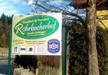 Location vacances Maria Lankowitz - Gasthof und Pension Rohrbacherhof-1