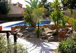 Location vacances Fuente Álamo de Murcia - La Casa del Barco-4