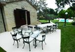 Location vacances Sant'Ippolito - Villa Anna Heatedpool-3